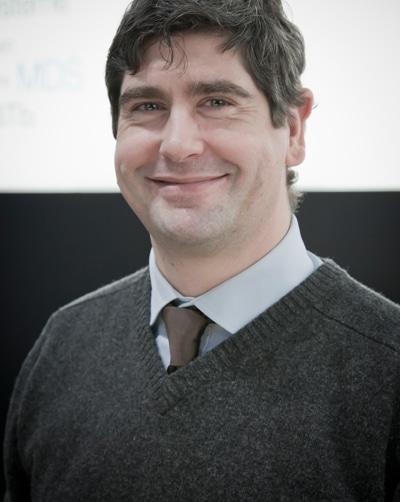 Projektleiter bei TUP Martin Schwendemann