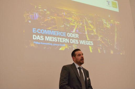 Philipp Kannenberg über die Herausforderungen des E-Commerce