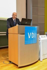 Dipl.-Ing.-ETH-Rudolf-Keller-auf-dem-Materialfluss-Kongress-in-München