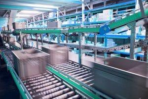materialflusssteuerung logistik lager warehouse management software