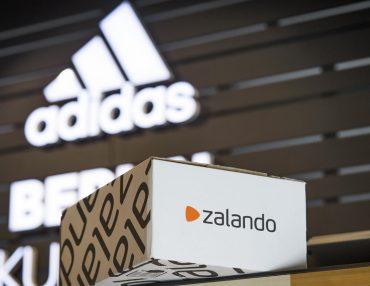 Zalando und adidas gehen Kooperation ein.