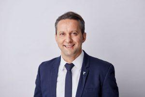 Intralogistik-Spezialist Eduard Wagner von Dr. Thomas + Partner.