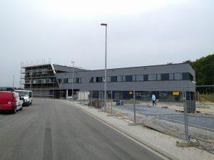 TUP-Campus von außen