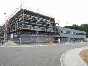 TUP-Campus Vorderansicht