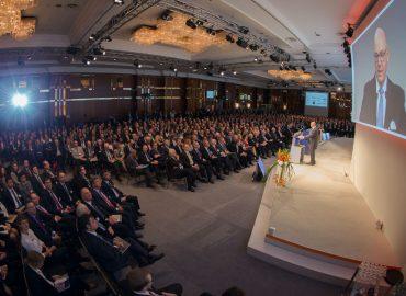 Eröffnung des 33. Deutschen Logsitik-Kongress in Berlin