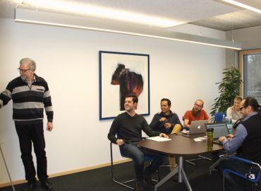 Internationalität prägt den Firmencharakter - Projektarbeit bei TUP