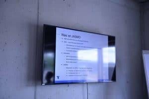 Eine Session zu JASMO
