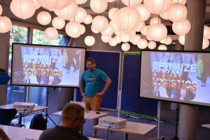 Die Keynote von TUP-Geschäftsführer Mathias Thomas