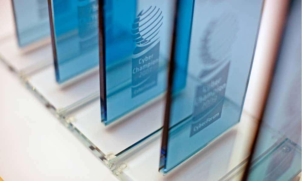 TUP ist einer der Finalisten des CyberChampions Awards 'Best Corporate'.