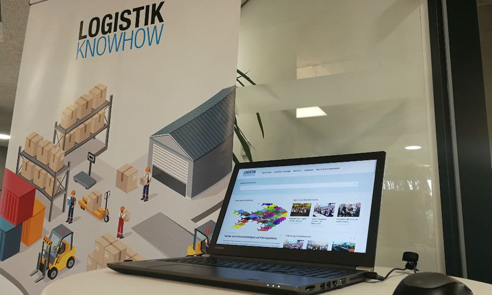 Logistik KNOWHOW Relaunch
