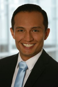 TUP-Projektleiter Oliver Chimbo