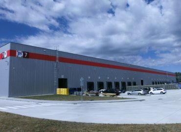 Neues Logistikzentrum der EF Parts & Logistic Service s.r.o., Bratislava