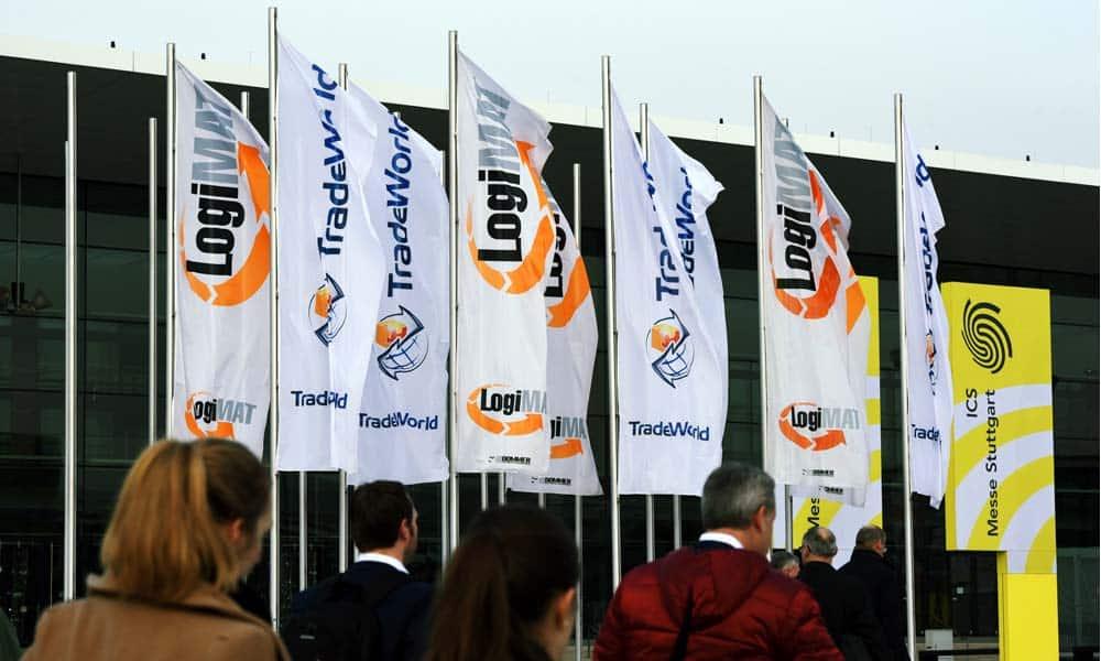 Die LogiMAT 2018 öffnet am 13. März ihre Tore in Stuttgart.