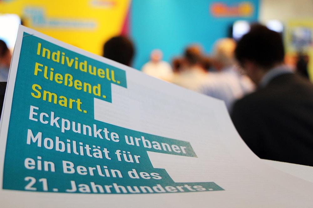 Dr. Thomas + Partner stellt mit der FDP zusammen in Berlin die Logistiklösung RULS vor.