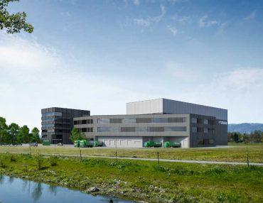 Lagerverwaltung: Grass setzt am neuen Standort in Österreich auf Automatisierung von Dr. Thomas + Partner.