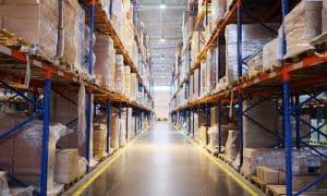 Lagerplatzverwaltung - der Echtraumrechner von TUP berechnet individuelle Platzressourcen.