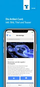 Logistik KNOWHOW: die App ist endlich online.