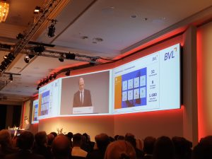 Vortrag zum Technologieradar der Bundesvereinigung Logistik