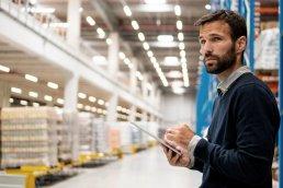 Intralogistik Projektmanager TUP Warehouse Management System