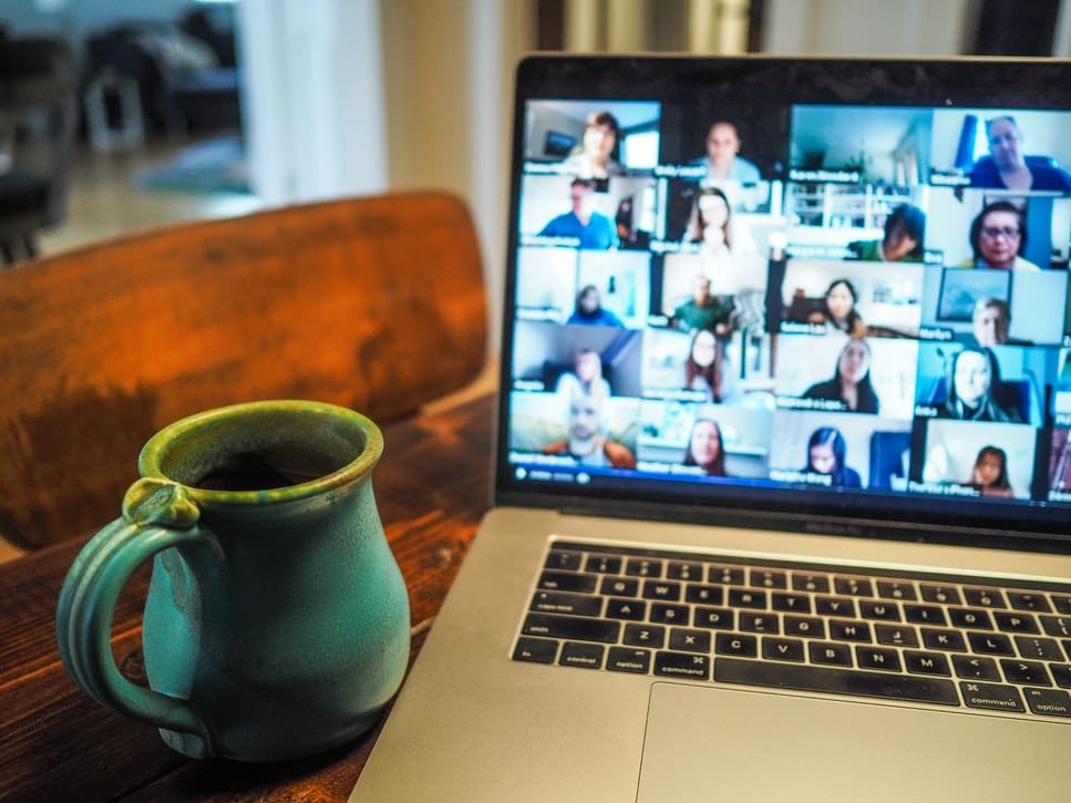 zoom online meeting image by Chris Montgomery https://unsplash.com/photos/smgTvepind4